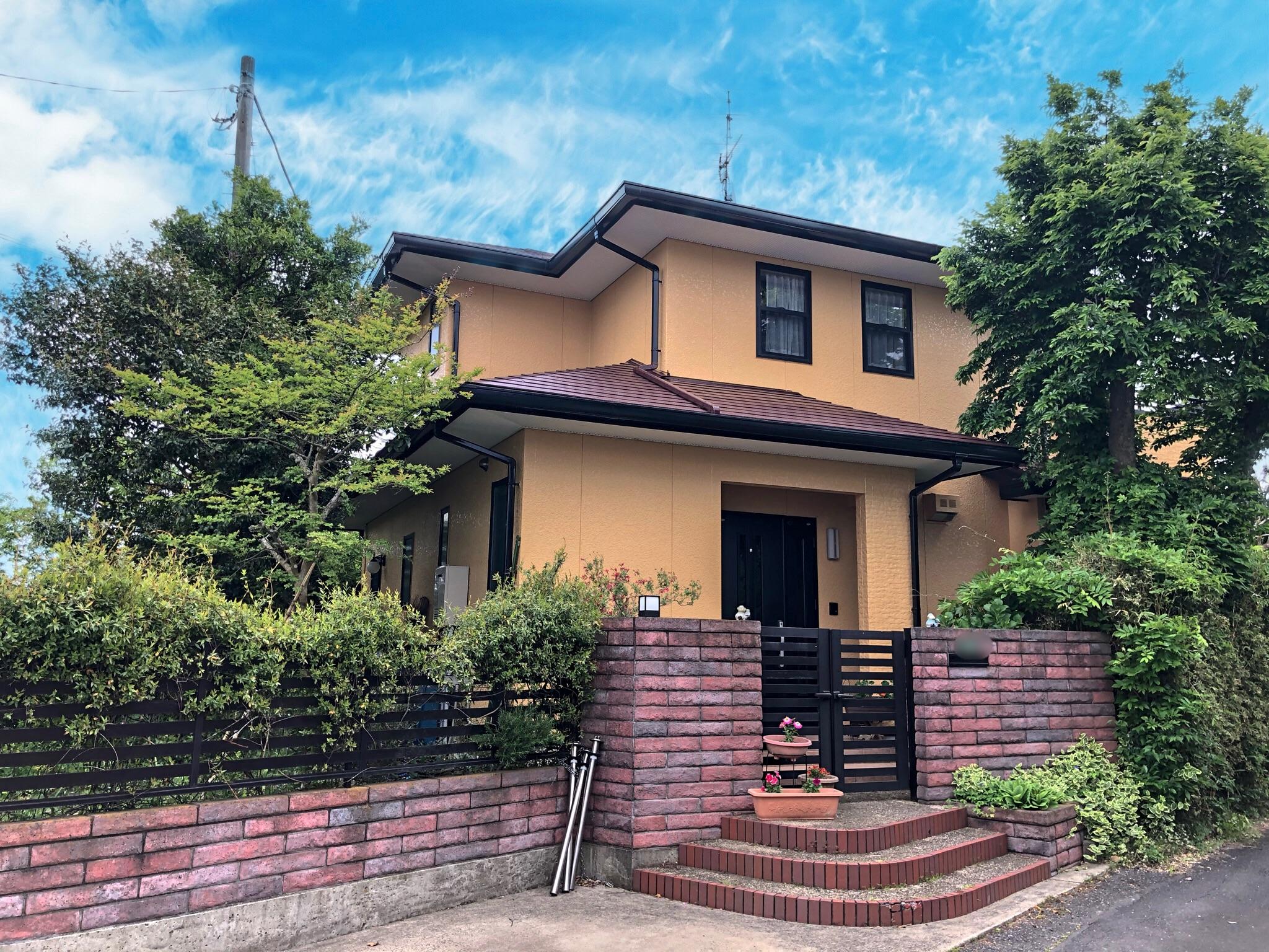 【vol.3】 屋根・外壁・付帯部塗装工事