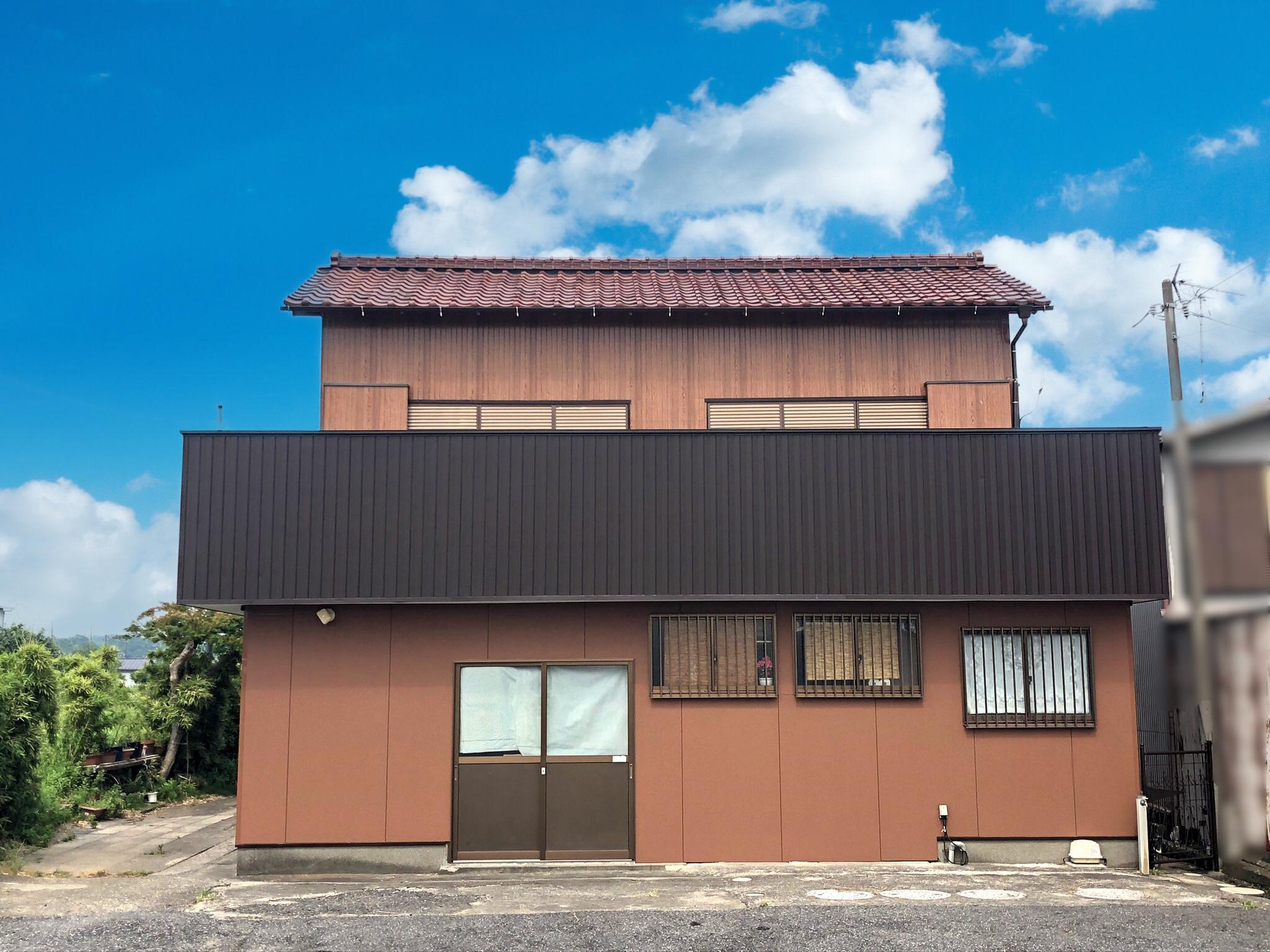 【vol.6】 外壁改修&外壁・付帯部塗装工事
