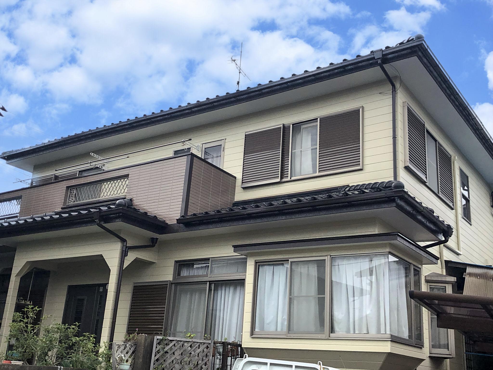 【vol.4】 外壁・付帯部塗装工事