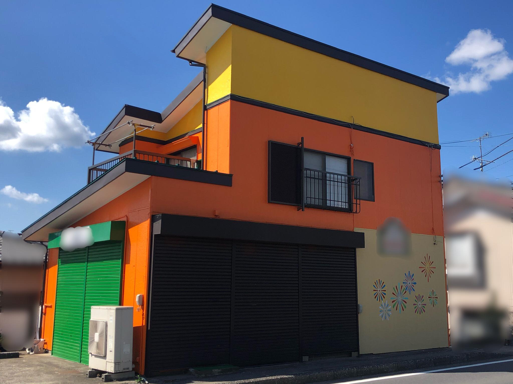 【vol.14】 屋根・外壁・付帯部塗装工事