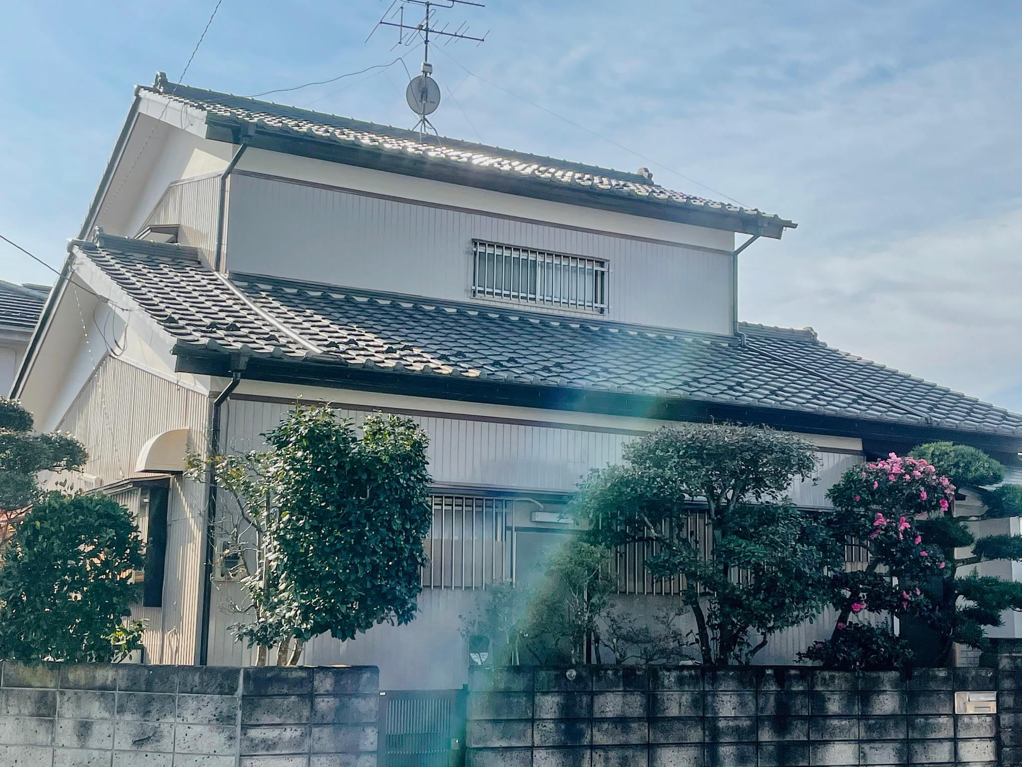 【vol.23】 外壁・付帯部塗装工事