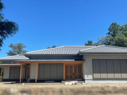 【vol.53】新築外壁塗装&付帯部塗装工事
